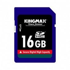 Card de memorie Kingmax SDHC 16GB, Clasa 10