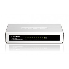 Switch TP LINK 8 port 10/100Mbps TL-SF1008D