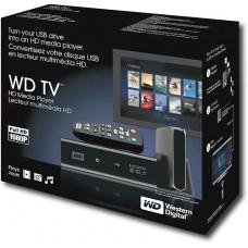 Media Player Western Digital HD TV