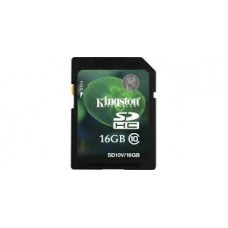 Secure digital 16Gb SDHC CL10 Kingston