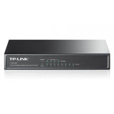 Switch PoE 8 porturi 10/100M Desktop TL-SF1008P