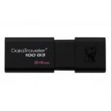 Memorie externa USB 3.0 64Gb Kingston DT100G3