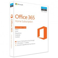 Licenta Cloud Microsoft Office 365 Home Premium English Subscriptie 1 an