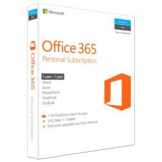 Licenta Cloud Microsoft Office 365 Personal English Subscriptie 1 an