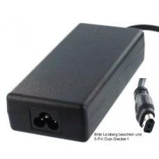 Alimentator compatibil notebook HP 18,5V 4,9A cu mufa tip oval