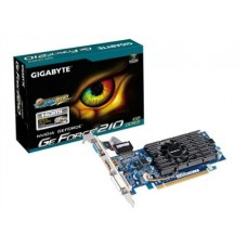 Placa video Gigabyte N210 1Gb, N210D3-1GI