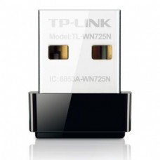 Adaptor retea  wireless TP-LINK TL-WN725N, USB 2.0