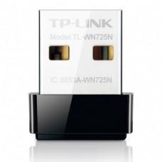 Adaptor retea  wireless TP-LINK TL-WN725N, USB 2.0