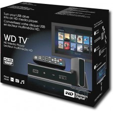 Media Player Western Digital HD TV